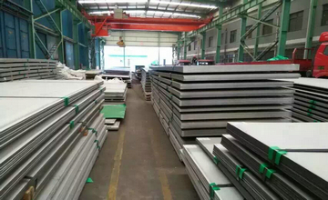 409 Stainless steel sheet factory
