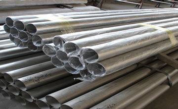 ASTM 201 Stainless Steel round Pipe